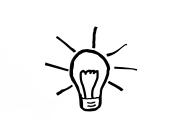 Lightbult concept image