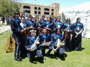 Photo courtesy of Mariachi Cascabel Youth Organization