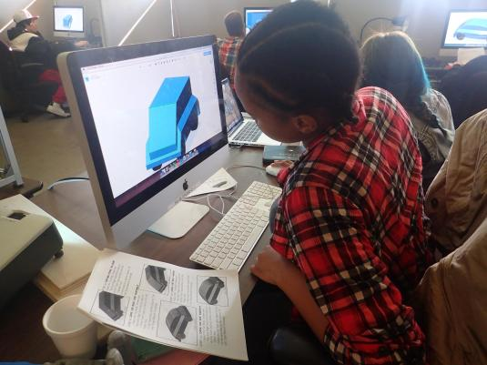 3D Designing In Process, Project Photo