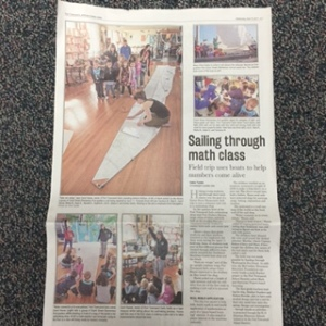 Project Photo, Math and Maritime Place-Based Learning