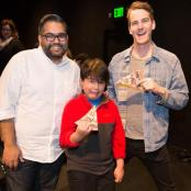 Student playrights recognized